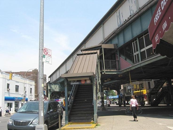 BMT West End Line