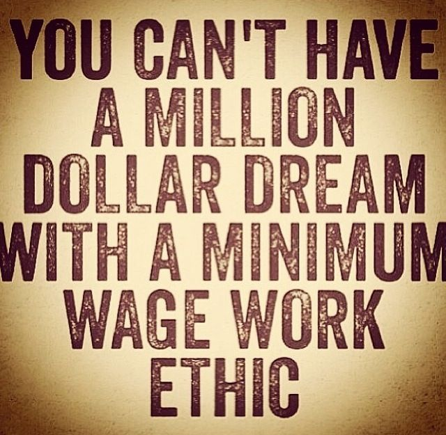 work ethic quotes for the xtreme pinterest