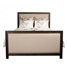Not Found Modern Upholstered Bed Nicole Upholstered Bed See More