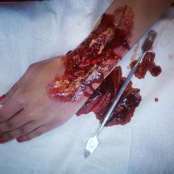 deep wound my work pinterest