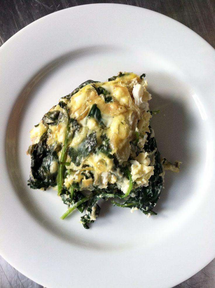 Baby Kale, Mozzarella, And Egg Bake Recipes — Dishmaps