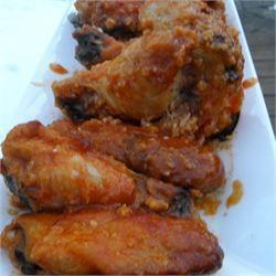 Healthier Restaurant-Style Buffalo Chicken Wings - Allrecipes.com I ...