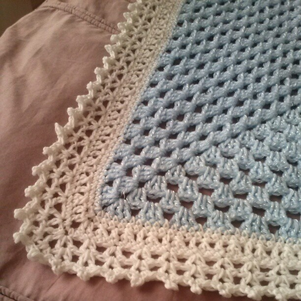 Crochet Edging Patterns : Found on crochetwali.blogspot.com