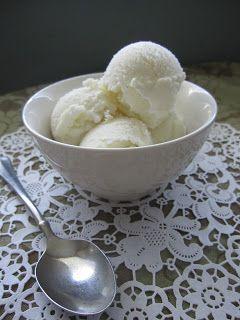 Vanilla Bean Ice Cream   Recipes   Pinterest