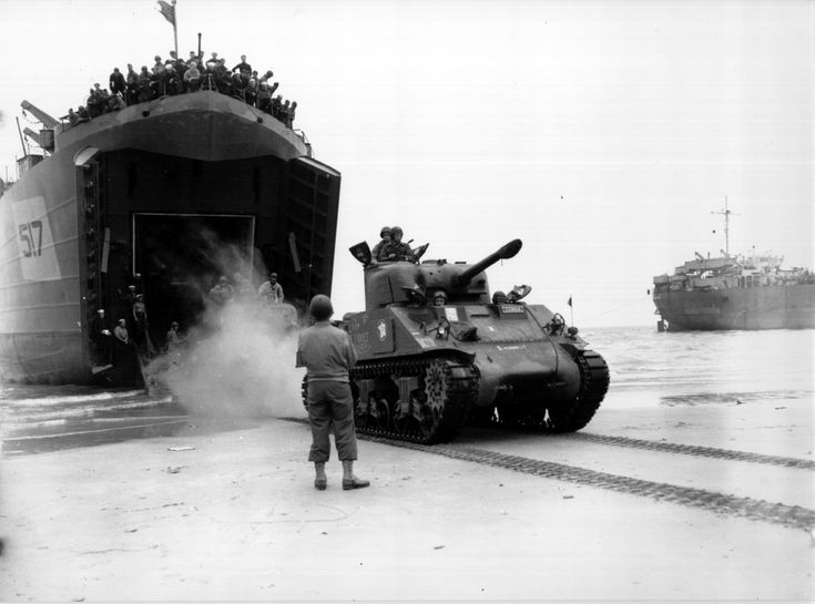 wwii d-day pictures