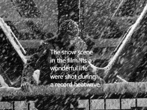 Its A Wonderful Life Show Business Celebrity Fun Facts Pinterest