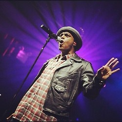 Shout out to @austinbrown aka @austinbpk for performing last night at the #NAMIC event. #MCLive (Taken with Instagram at Highline Ballroom)