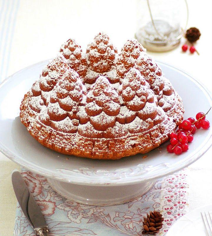 Christmas Bundt Cake Images : Christmas Bundt Cake, Gluhwein y Sorteo del ?ltimo libro ...