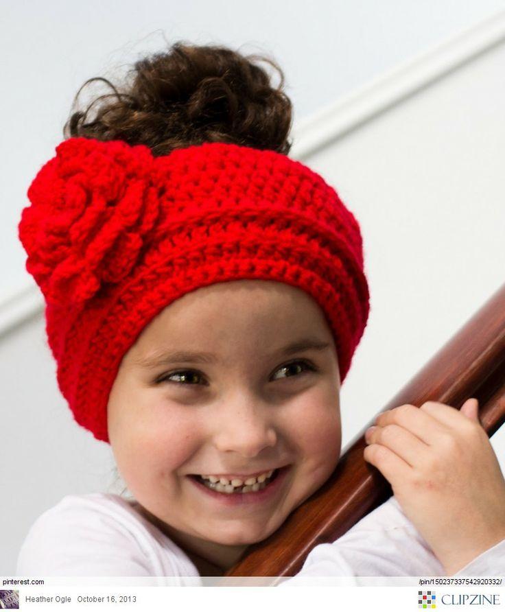 Crocheting Crazy : Crochet crazy Yarn it, ear warmers, headbands Pinterest