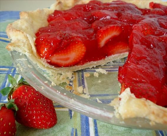 Cream-cheese Pie Crust. Photo by Marg (CaymanDesigns)