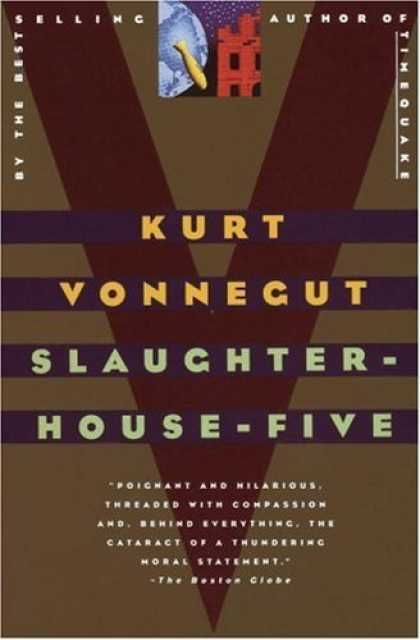 slaughter house five 2 essay Slaughter house five is a combination of helplessness as everything that happens is destined to happen and the choice to feel good or bad about the events is the .