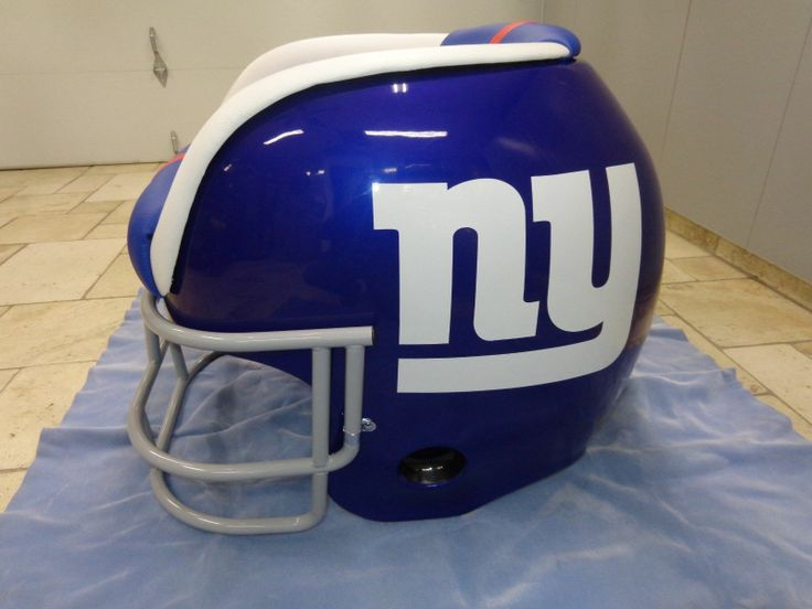 New York Giants Helmet Chairs Pinterest