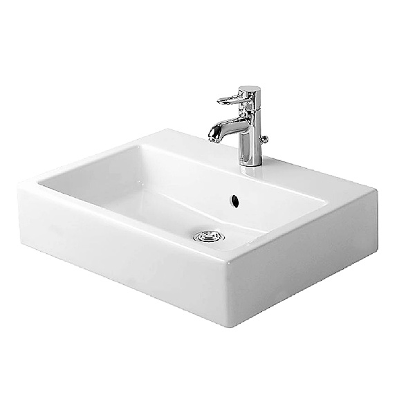 Wall Mount Sink Legs : ... 045460-00 Vero Washbasin Wall Mount Bathroom Sink, White Wond