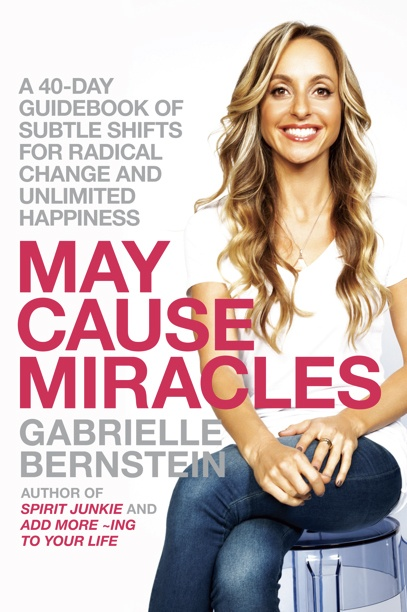 my marie claire - may cause miracles meditation