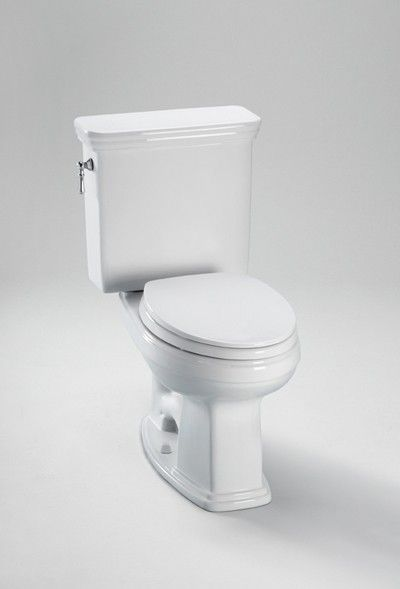 Toto Eco Promenade Rounded Toilet 1.6GPF with SanaGloss CST423SFG $448 ...