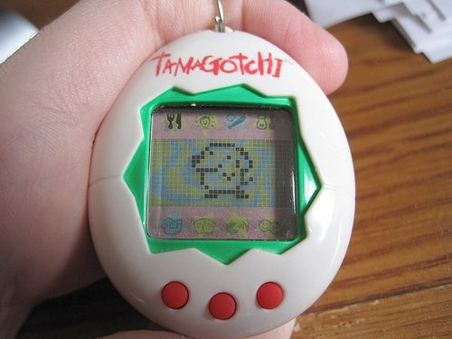 You're still mad that your Tamagotchi, Nano Baby, and Gigapets died. / 29 Signs You're Stuck In The '90s (via BuzzFeed)