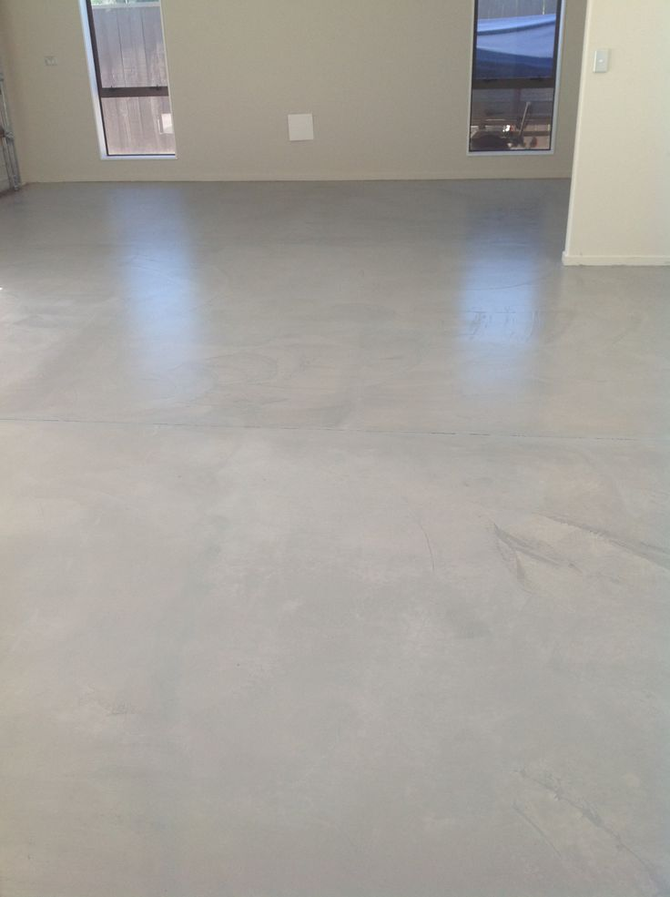 Stained floor of garage concrete pinterest for How to clean stained concrete garage floors