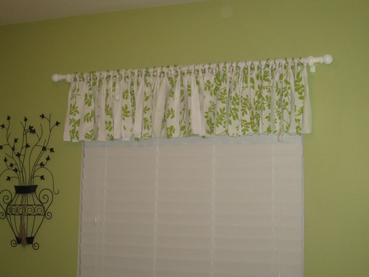 No-sew Curtains, cheap and easy. | Decorative Ideas | Pinterest