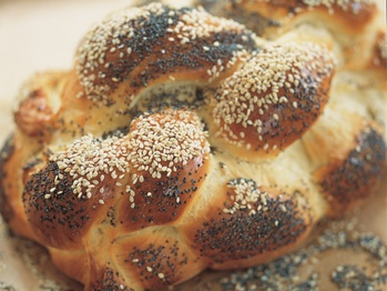 Six-Strand Braided Challah | Recipe