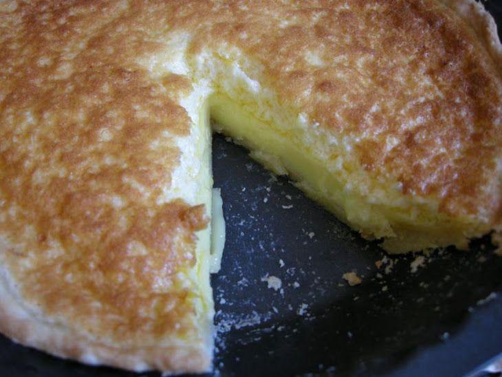 Lemon Chess Pie Recipe | sweet treats - pies | Pinterest
