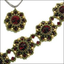 NEW PATTERNS! - Around The Beading Table