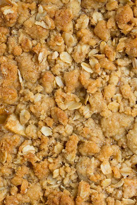Apple Crisp | Cooking Classy