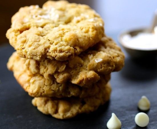 Oatmeal Cookies With Lime, Coconut, And White Chocolate Recipes ...