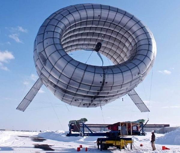 Altaeros Energies high altitude wind turbine