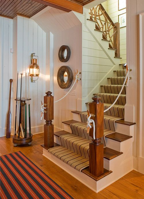 Best Cute Stair Railing Nautical Pinterest 400 x 300