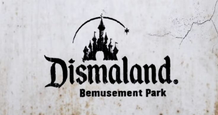 Welcome To Dismaland A Theme Park Designed By Banksy