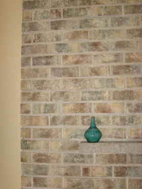 Brick recoloring