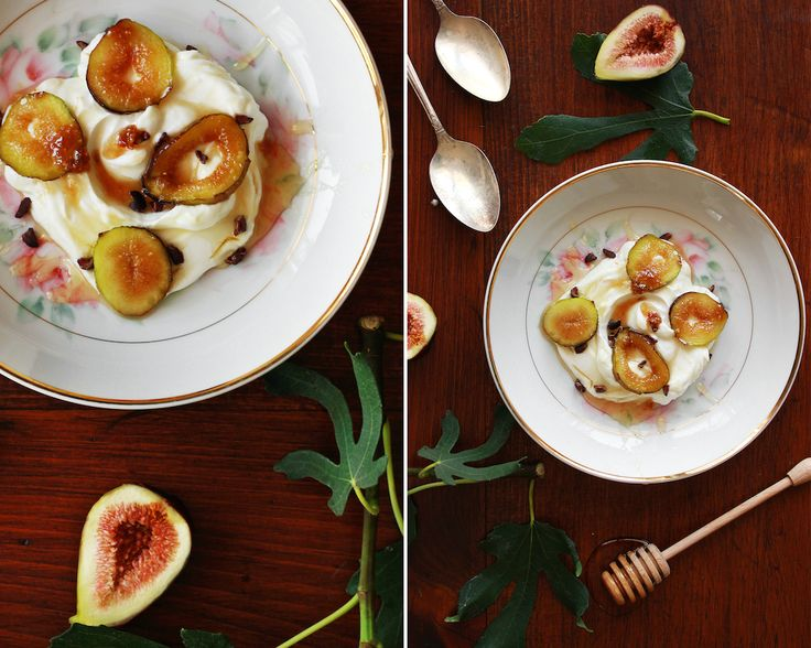 caramelized figs and yogurt | fruit pies, tarts, and other good thing ...