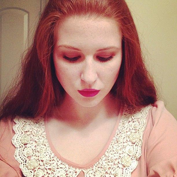 red hair, fair skin | I love red hair | Pinterest