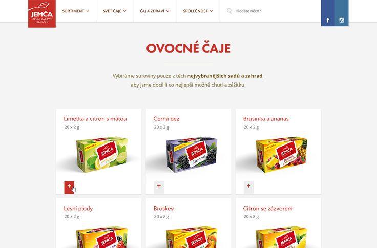 Jemca Tea Homepage - C...