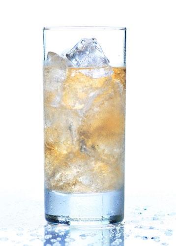 Tamarind & Tequila: 1½ oz. blanco tequila, 1½ oz. tamarind nectar ...