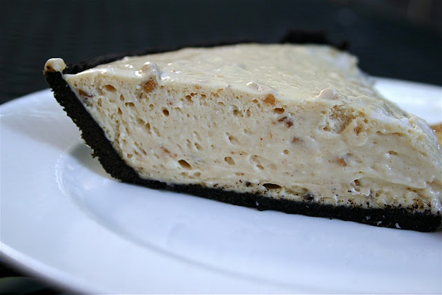 no bake peanut butter pie | Desserts | Pinterest