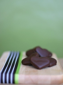 Thin Mint: homemade and all-natural | appetizers/snacks | Pinterest