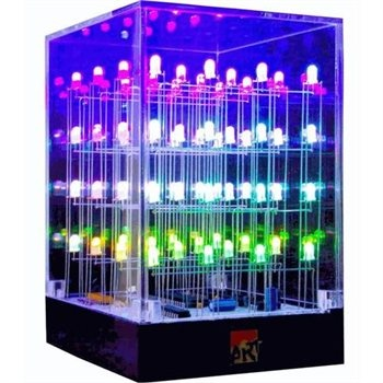 LED Light Show Display Cube – Light it up !
