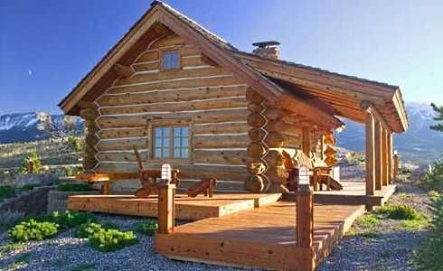 Log Cabin Designs And Floor Plans For More Information
