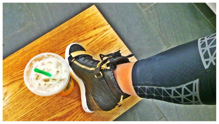 Great sporty shoes to/from SoulCycle/SL
