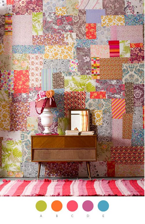 patchwork wow!