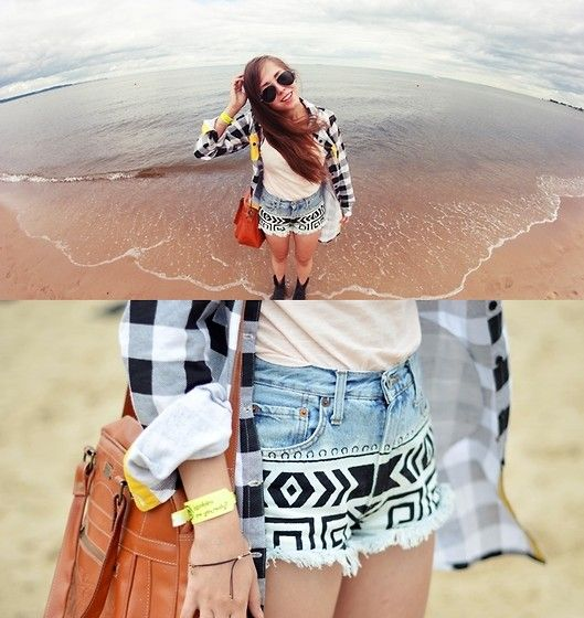 The Baltic Sea (by Kasia Gorol) http://lookbook.nu/look/3758101-The-Baltic-Sea