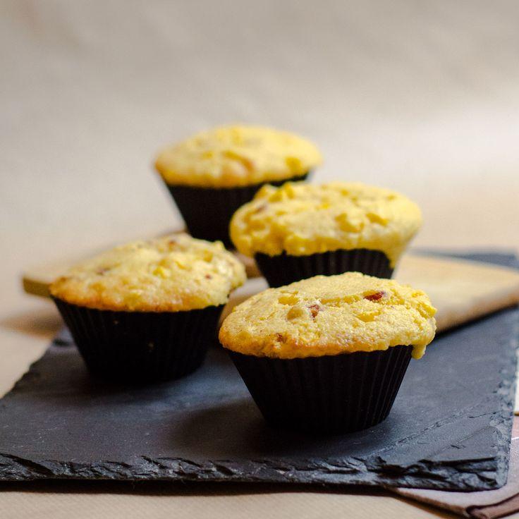 Corn Muffins with Bacon and Cheddar | Peak Season Pick: Corn | Pinter ...