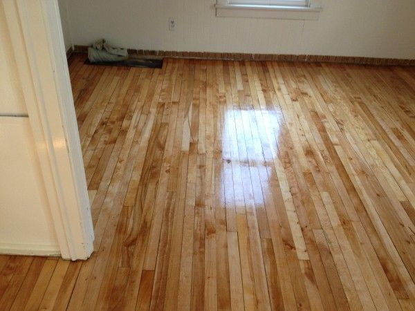 How much to refinish floors