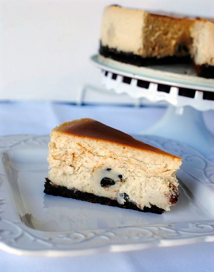 Cookie Dough Cheesecake | Baking - Cheesecakes & Pies | Pinterest