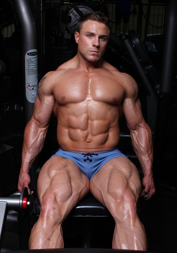 Brad Rowe | bodybuilding & fitness. | Pinterest