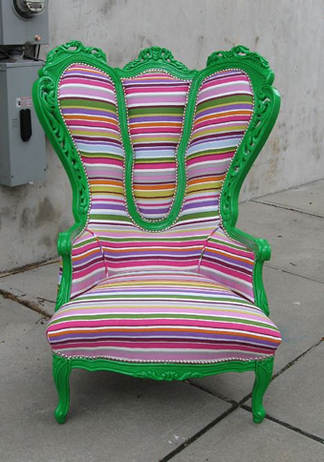Chairs Recycled 2