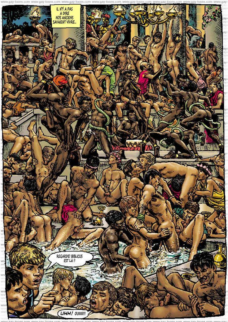 Peplum Gay et bande dessinée   blog's   Pinterest   Peplum ...