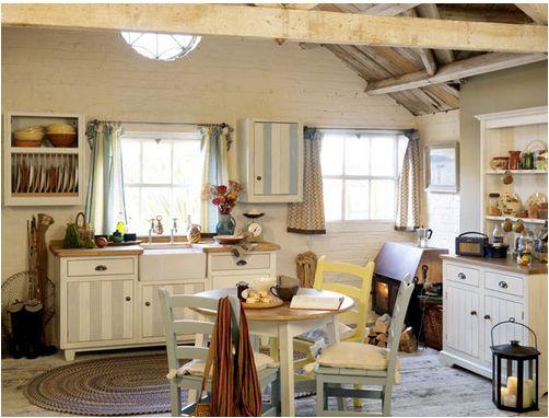English cottage kitchen home cottage pinterest for English cottage kitchen