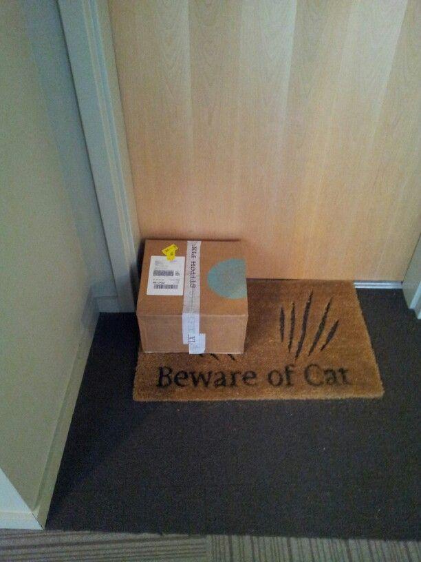 By door